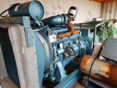 205Kva Generator Volvo Ex Standby
