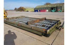 Airfield Trailer SWL 9500Kg