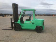 Mitsubishi FDK50 5T Diesel Forklift