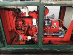 34Kva Generator Iveco Ex Standby