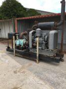 GM Detroit 471 Diesel Waterpump, Ex Standby