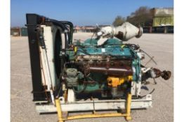 GM Detroit 12V71 Diesel Power Pack. Ex Standby