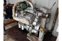 GM Detroit 8V92T Diesel Engine Ex Standby