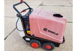 Ehrle HD1140 Hot Diesel Pressure Washer, Used