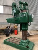 Archdale Radial Arm Drill large quantity of ancillaries