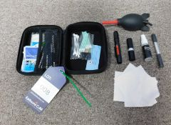 Camera Cleaning Kit to Case