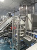 Carruthers Rotary Six Head Can Filler with 6 Filling Heads and 6 Tamping Heads