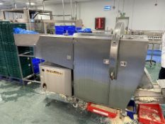 Carruthers Two Dimensional Dicer/Slicer with Infeed Table