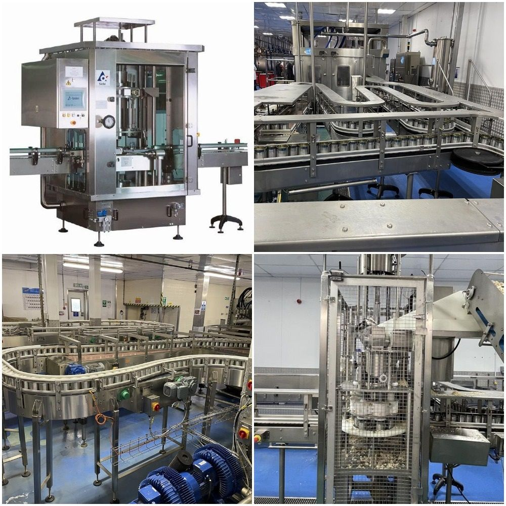 Food Canning Line and Equipment