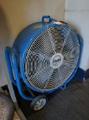 Clarke Cam 5002 air mover 240volts