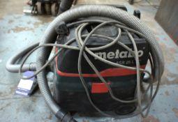 Metabo ASR25LSC vacuum 240volts