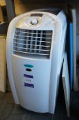 Koolbreeze air conditioning unit, 240 volts