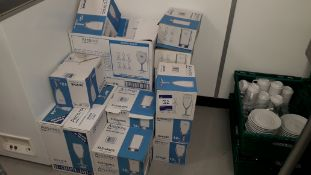 Quantity of various Arcoroc Glassware. Located at The Great Little Catering Company Limited -
