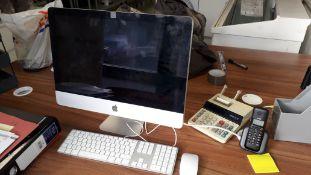 Apple iMac 21.5 inch 2.7GHz Core i5, 4GB RAM 1TB H