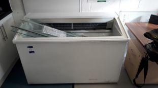 Strada Top 7J Ice Cream Freezer Serial Number 940S