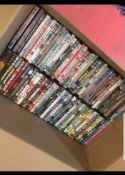 1000 New Packed and Sealed DVDs (various genres)