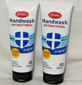 2500 units of Certex 100ml Antibacterial Handwash