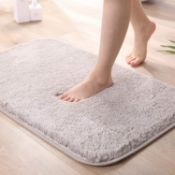 5 x Microfibre Plush Rugs - New & Sealed
