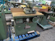 Dominion Spindle Moulder with BLG8 Power Feed s/n B503733.