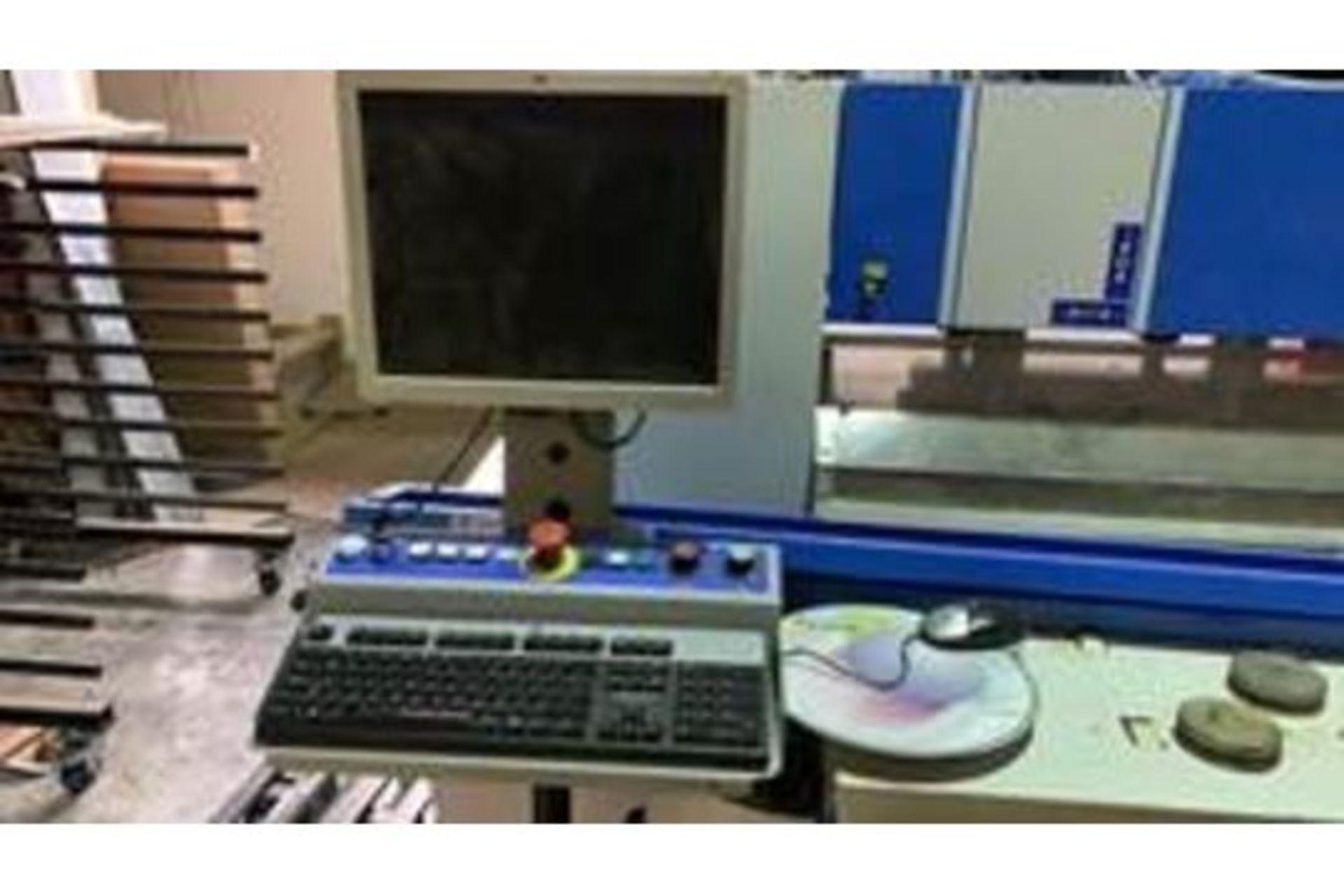 2010 Masterwood Project TF100 CNC Machine Centre - Image 2 of 7
