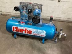 Clarke XEV16/150 240V Air Compressor