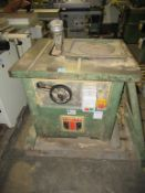 Wadkin AGS 250/300 saw bench.