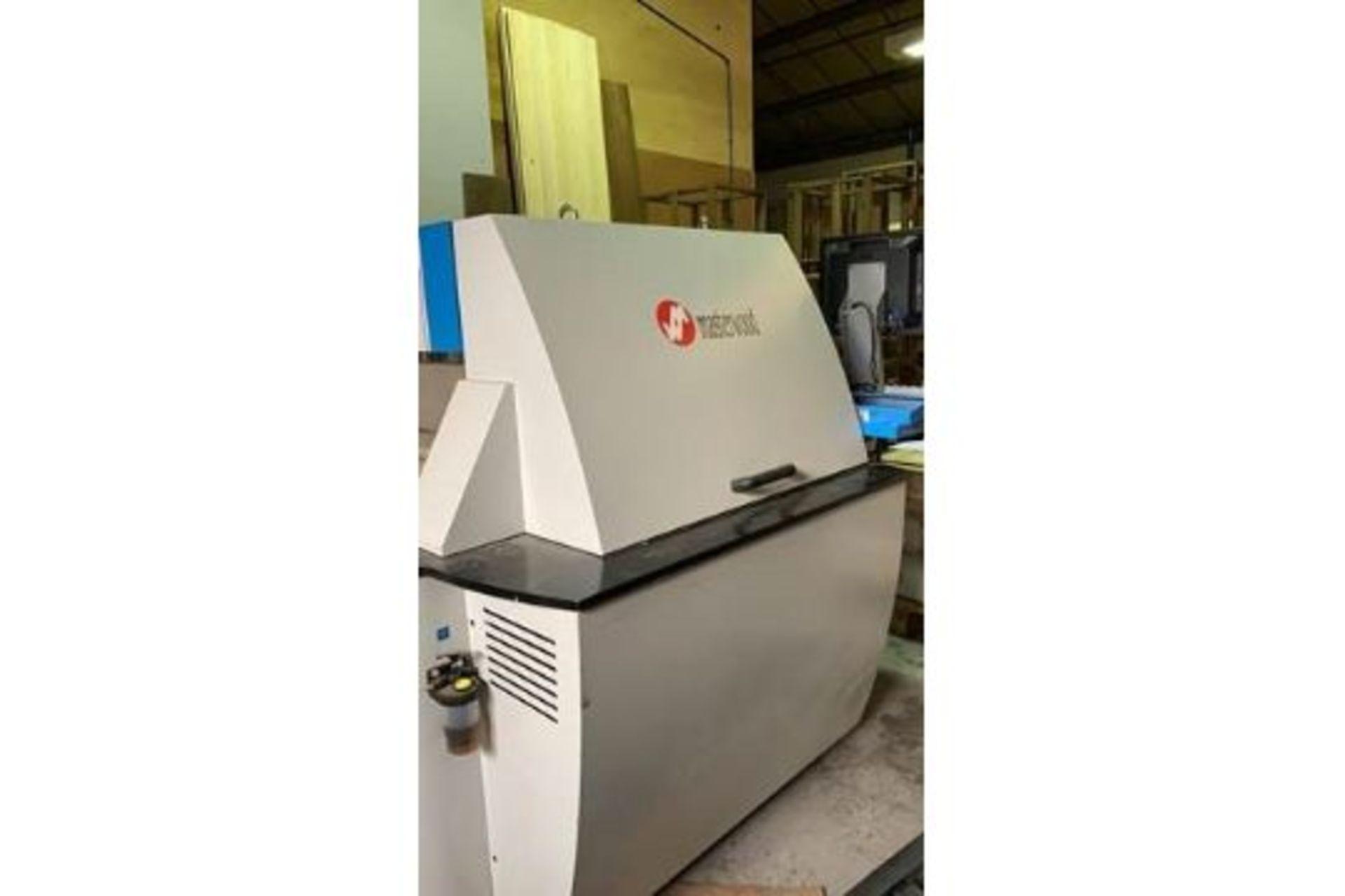 2010 Masterwood Project TF100 CNC Machine Centre - Image 5 of 7
