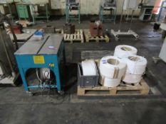 1x Packer EX5-206 Strap banding machine
