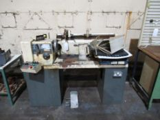 1x Bobfil ER-900B Winding Machine