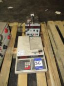 DC power supply, Thurlby 15V 4A and Wayne Kerr LCR Meter 4225