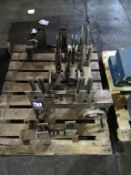 Six hand transformer laminating machines of various sizes