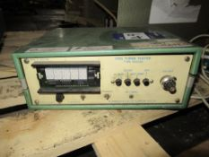 Transformer Coil turns tester Tinsley 5812Da