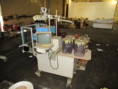 Tanaka AX-8704 Winding Machine