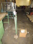 1x Industrial Foot Operated Stapler