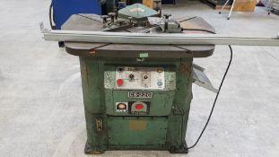 Amada CS220 Corner Shearing Machine