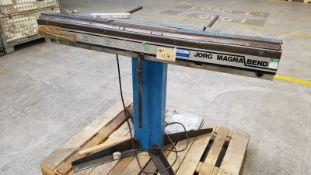 Jörg Magnabend Magnetic Folding Machine