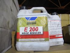 Approx. 10 Boxes x QTY 6 1 Litre Potterton E200 Central Heating Noise Reducer Liquid (Approx. 60