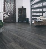 NEW 17.6M2 Ostend Natural Berkeley effect Laminate flooring, 10mm thick, 159x1383mm per piece.