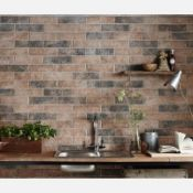 NEW 7.5M2 Ceramic wall tiles carrelage mural. 9.5MM THICKNESS, 250x500mm per tile. Get that