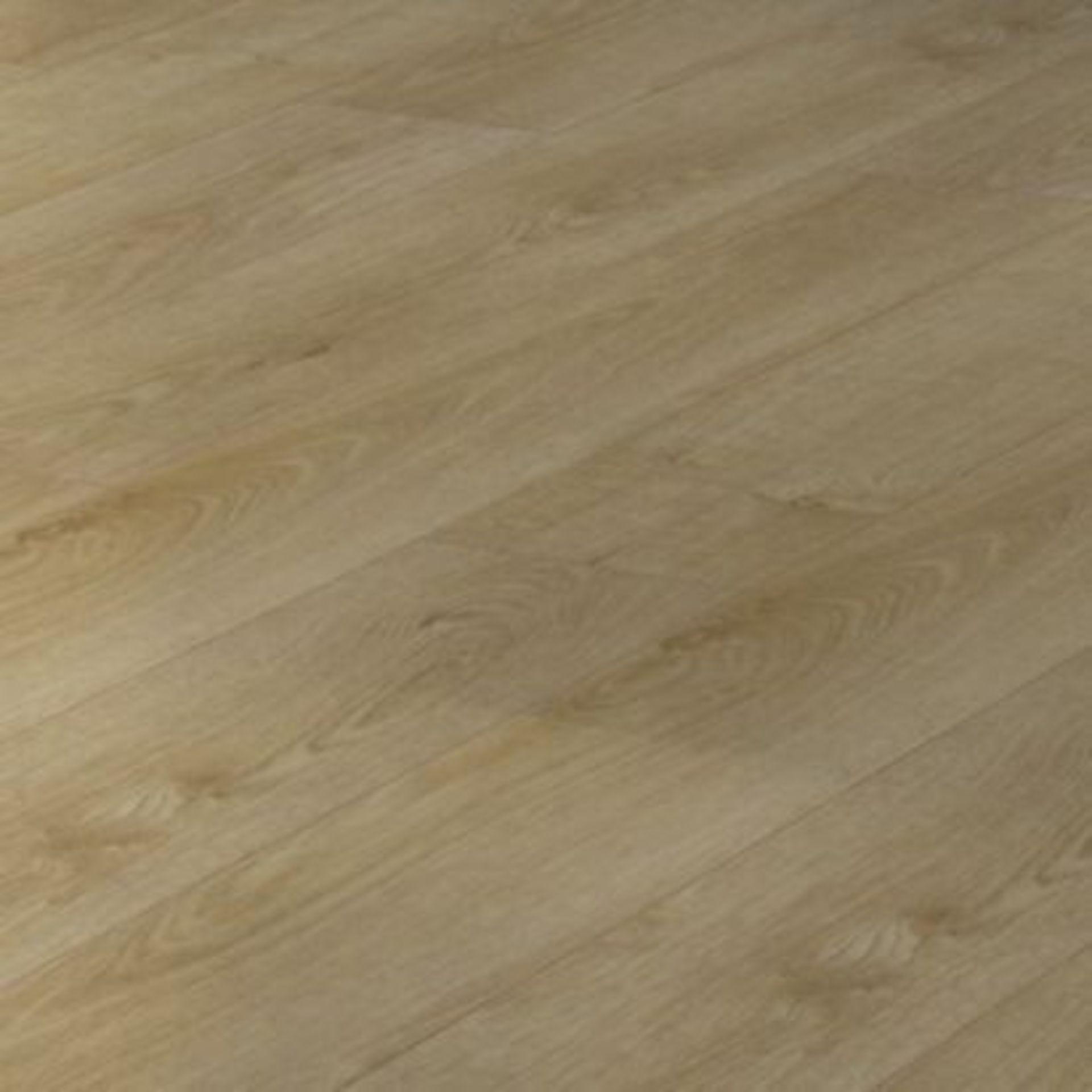 NEW 20M2 Milano oak effect Laminate flooring, 1.25m² Pack. This Overture laminate flooring offers - Image 3 of 3