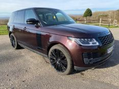 LAND ROVER Range Rover Autobiography 4.4 SDV8 LWB