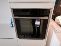 Neff B47CS34NOB slide and hide integrated oven*Pur