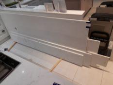 Assortment of Quartz work surfaces, various sizes