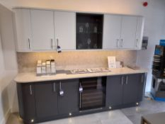PWS / Second Nature Kitchen suite (Approx 2935 x 6