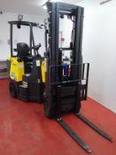 Aisle Master 15NE Electrical Forklift Truck Serial