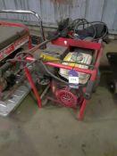 Harrington EW200DC Petrol Welder Generator, Serial Number SOR052151/3