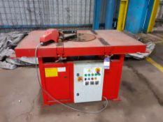 La Roche LR930A Bendmaster MKIII Rebar Bending Machine No. 5649LR930A, MKIII, 400v, 50Hz with 2