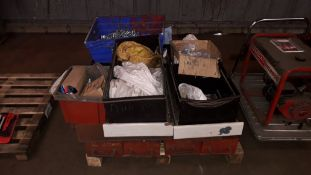 Pallet Containing Various Nuts, Bolts, Washers etc.
