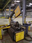 Sterling BMSY 440DGH Horizontal Bandsaw, Machine No. 110504 (2011) with Roller Feed & Take Off