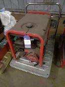Generac MC2500 Petrol Generator with Flat Bed Trolley